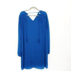 C Wonder Blue Dress Size XL